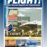 Flight! August-Ausgabe 2011