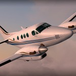 Neues von der Carenado King Air!