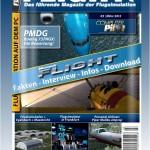 Die Flight! März-Ausgabe – alle Infos, das Interview und der Flight Download