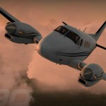 Neue Nacht-Screenshots der Carenado KingAir