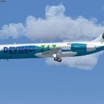 Neue Lebenszeichen eines Totgeglaubten – Boeing 717 von DeVinci