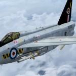 Demo der English Electric Lightning F6 verfügbar