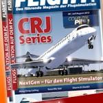 Die Flight! Magazin August-Ausgabe