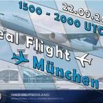 IVAO Deutschland's nächstes Event: Real Flight Event München