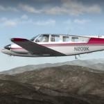 Für X-Plane: Carenados B58 Baron