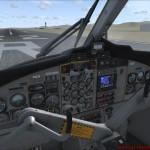 Virtuelles Cockpit der Twin Otter in Farbe!