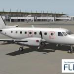 "Dreamfoil Embraer EMB 110 Bandeirante ""Bandit"" für X-Plane"