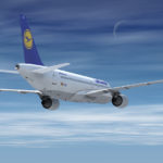 Lufthansa A320 Fleetpackage für AS Airbus