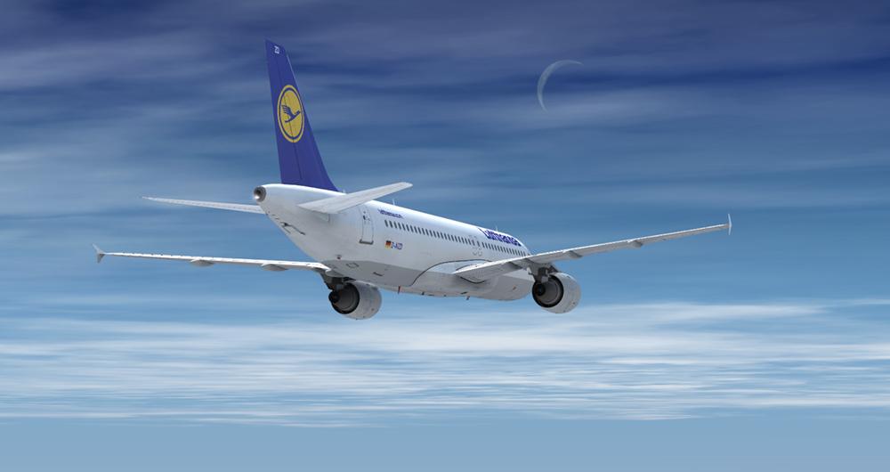 LH Airbus A320