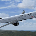 Air Canada A321 New Livery