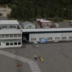 Review ORBX Airport ENSG Sogndal Haukåsen