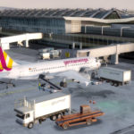 Germanwings A319 Fleet für AS Airbus