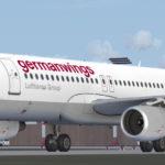 Germanwings A320 Feet für AS Airbus