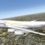Lufthansa B747-8i Fleetpackage für PMDG