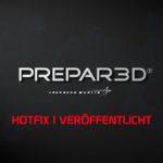 Prepar3D v4 Hotfix 1 veröffentlicht
