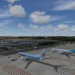 """Just Sim holt aus für """"Aeropuerto de Jerez"""""""