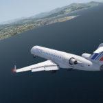 Aerosoft veröffentlicht die CRJ 700/900 X