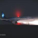 Flight Sim Labs A320-X for Prepar3D v4 released